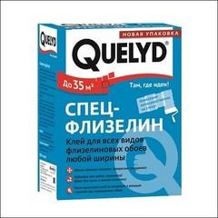 Клей флизелиновый для обоев QUELYD (прозрачный)