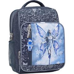 Рюкзак школьный Bagland Школьник 8 л. 321 сірий 94 д (00112702)