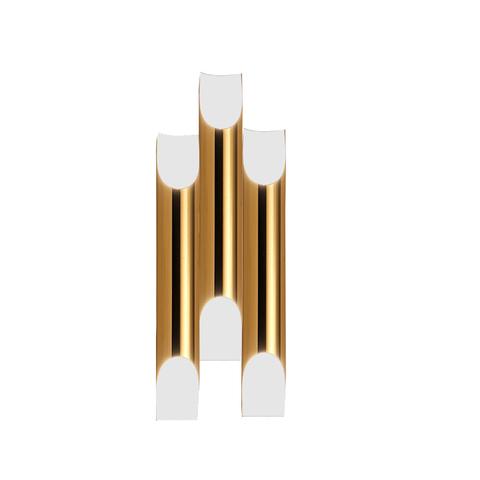 Настенный светильник копия Galliano 3 by Delightfull (золотой)