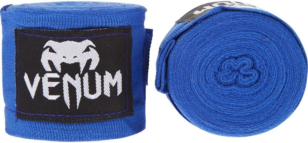 Капы и бинты Бинты для ММА Venum Kontact 2,5m - Blue 1.jpg