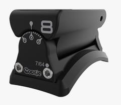 Крепление под камеру gopro 8 на шлем G3/G4