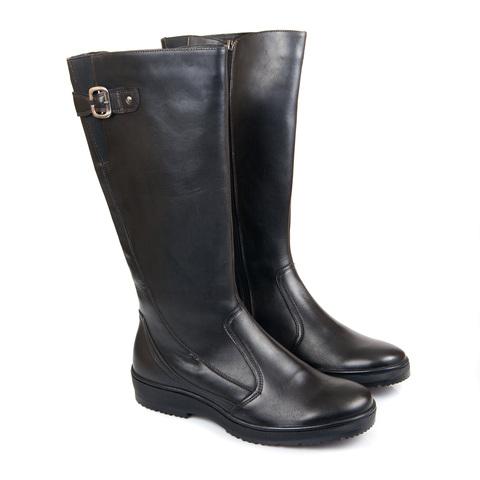 625559 сапоги женские. КупиРазмер — обувь больших размеров марки Делфино