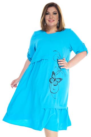 Платье-5475