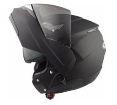 Мотошлем - PROBIKER KX5FLIP UP (матовый, черный)
