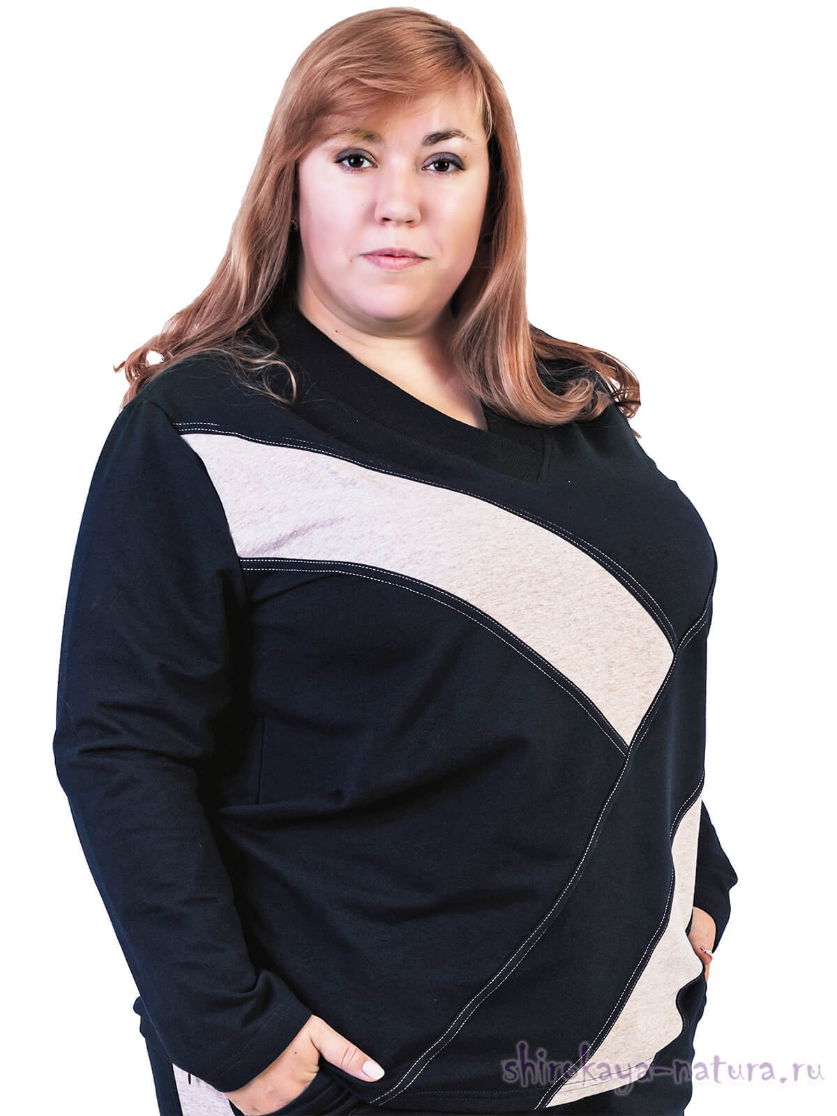 спортивные костюмы женские больших размеров фото