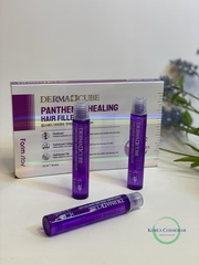 FarmStay Филлер для волос с пантенолом - Derma сube panthenol healing hair filler