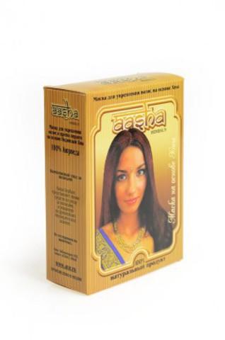 Маска для волос - Ааша - на основе хны