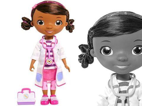 Дотти из серии Доктор Плюшева магия кукол