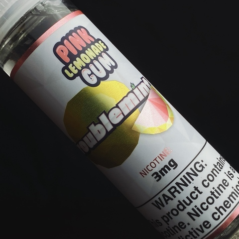 Troublemint Pink Lemonade Gum