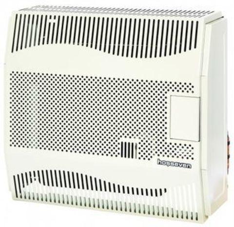 Конвектор газовый настенный - Hosseven HDU-5V со стальным теплообменником (5 кВт)