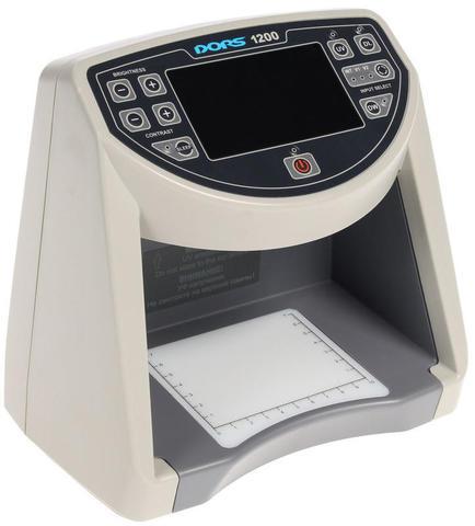 Детектор валют DORS 1200 M1 инфракрасный (универсальный)
