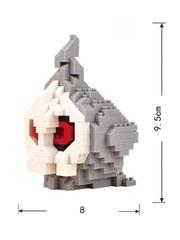 Конструктор Wisehawk & LNO Покемон Даскал 361 деталь NO. 176 Duskull Pokemon Gift Series