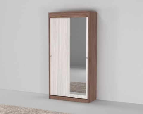 Шкаф СЕНТ-1 с зеркалом /1200*2200*633/ правый