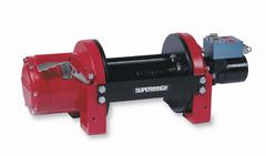Лебедка гидравлическая Superwinch H15P пневматическая муфта