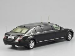 Mercedes-Benz S600 Pullman Guard W221 President D. Medvedev DIP 1:43