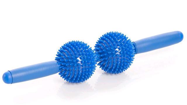 Мячи массажные, роллеры и тренажёры Мячи игольчатые с ручкой M-402-8765.jpg