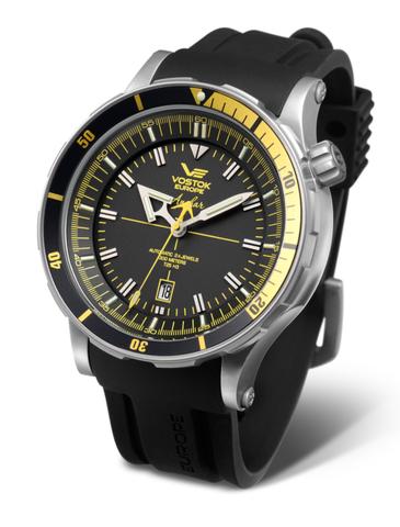 Часы наручные Восток Европа Анчар NH35A/5105143