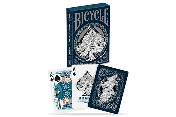 карты Bicycle Dragon