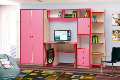 Набор модульной мебели для детской комнаты