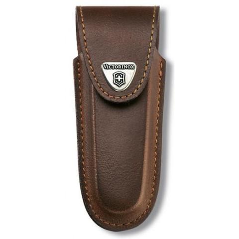 Чехол Victorinox 4.0537, коричневый (для ножей длиной 111мм)