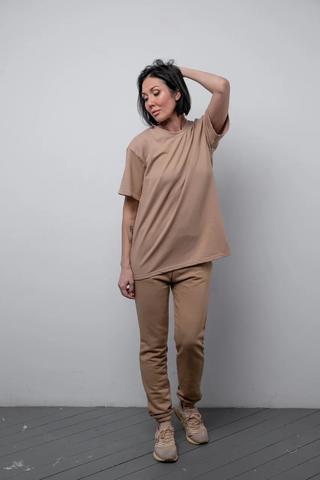 The Flip Flop T-shirt мокко