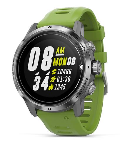 Coros Apex Pro Зеленый