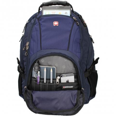 Картинка рюкзак для ноутбука Wenger 3181303408  - 5