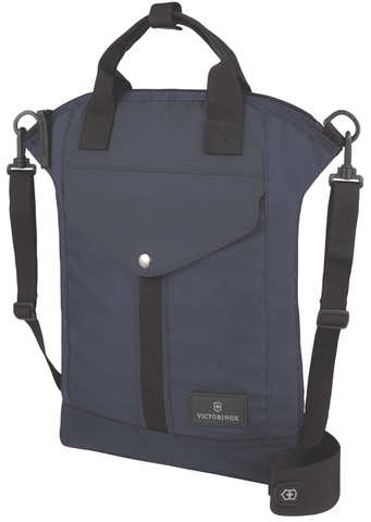 Сумка Victorinox Altmont 3.0 Slimline Tote 13'', синяя, 31x6x41 см, 7 л