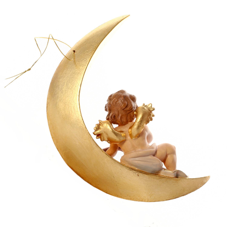Амур на Луне с мандолиной