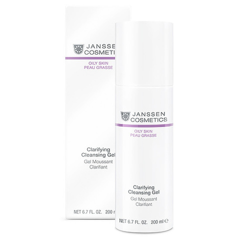 Janssen Clarifying Cleansing Gel