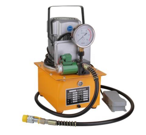 Помпа электрогидравлическая одностороннего действия MPE-700-0,75