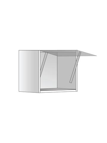 Верхний шкаф с подъемником, 360х400