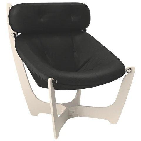 Кресло для отдыха Комфорт Модель 11 дуб шампань/Vegas Lite Black