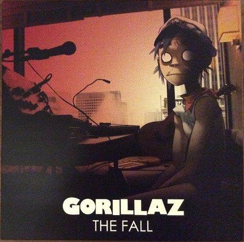 Виниловая пластинка. Gorillaz