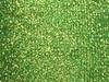 Лента парча/люрекс 50мм ( трава/золото)