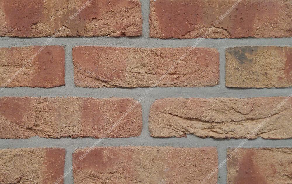 Roben - Moorbrand, sandgelb bunt, NF14, 240x14x71 - Клинкерная плитка для фасада и внутренней отделки