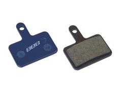 Тормозные колодки BBB Disc BBS-52 DiscStop (Shimano Deore mech.)