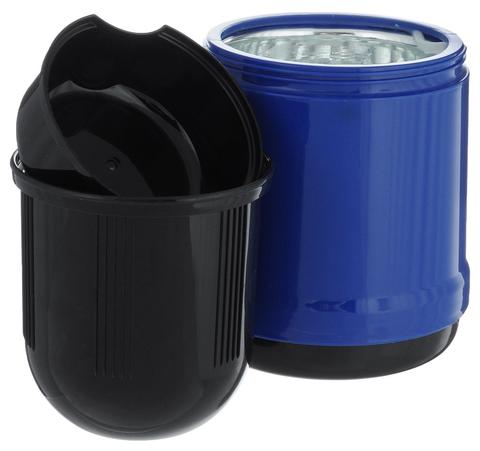Термос для еды Emsa Rocket (1 литр) 2 контейнера, синий