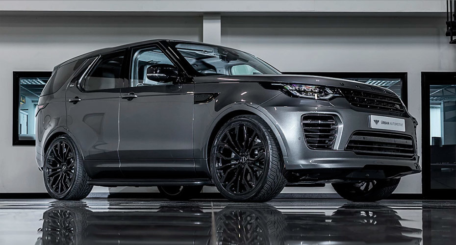 Обвес Urban Automotive для Land Rover Discovery 5