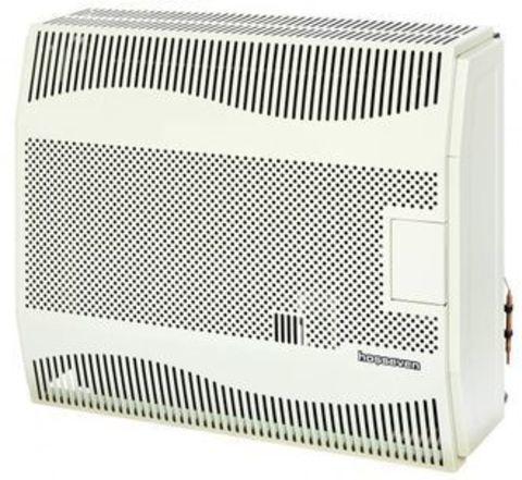 Конвектор газовый настенный - Hosseven HDU-5 DKV с чугунным теплообменником (5 кВт)