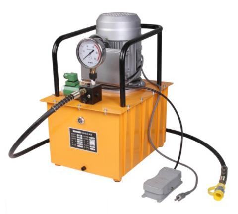 Помпа электрогидравлическая одностороннего действия MPE-700-1,5