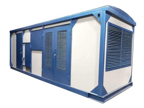 Контейнер УКБ-6 для дизельного генератора до 640 кВт