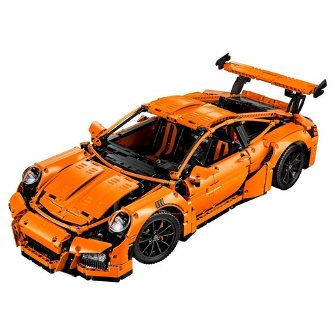 Конструктор PRCK Technology 38004 Porsche 911 GT3 RS