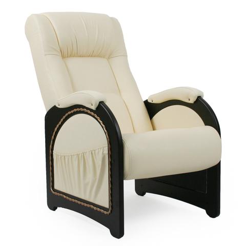 Кресло для отдыха Модель 43, венге, Dundi 112