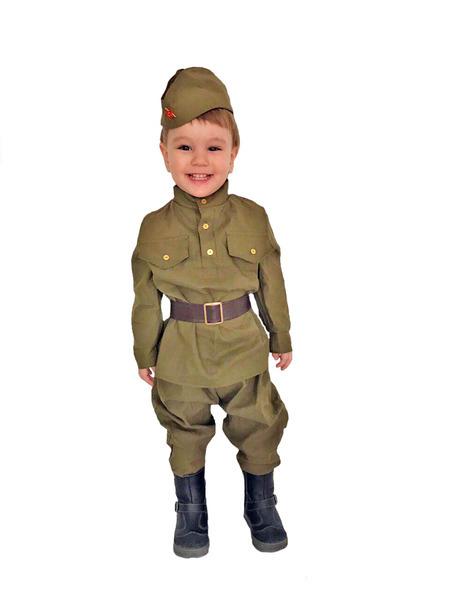 Военная форма Солдат малыш