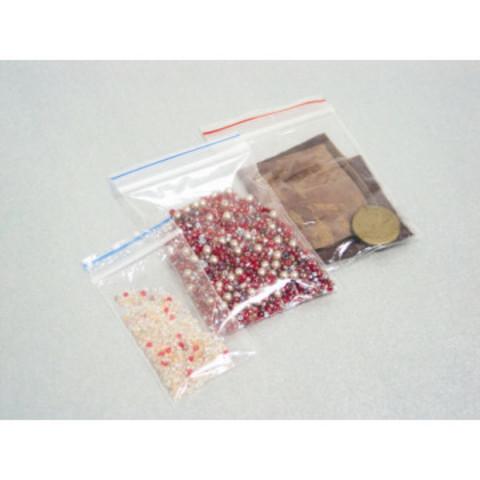 Пакет с замком Zip-Lock 25x35 см 35 мкм (100 штук в упаковке)