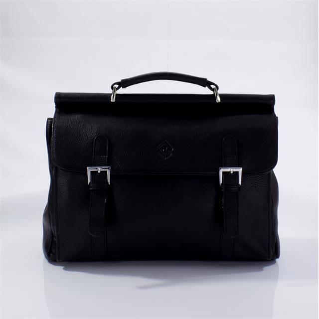 Портфель 138-1 black FL