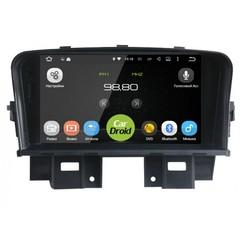 Штатная магнитола на Android 8.0 для Chevrolet Cruze 09-13 Roximo CarDroid RD-1304