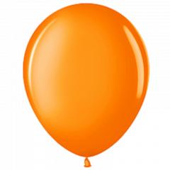 МЛ 10'' Оранжевый (220), пастель, 100 шт.