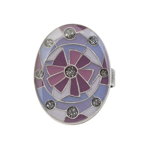 Кольцо Ромашки K76772 V